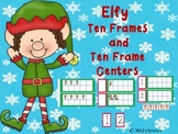 Elfy Ten Frames and Ten Frame Centers