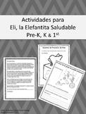 Eli, La Elefantita Saludable - Libro de Actividades