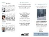 Eli Remembers (Ruth Vander Zee/Marian Sneider/Bill Farnswo