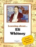 Eli Whitney - Great Inventors Series