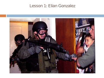 Elian Gonzalez, New York City Ban and Rocky Burning Hearts PPT