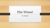 Elie Wiesel Powerpoint