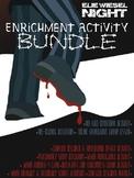 Elie Wiesel's Night - Enrichment Activity Bundle