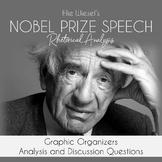 Elie Wiesel's Nobel Prize Acceptance Speech Analysis (Rhetoric/Comprehension)