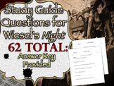 Elie Wiesel's Night: Study Guide Questions & Answers