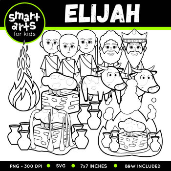Elijah Clip Art