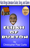 Elijah of Buxton by Christopher Paul Curtis, Newbery Honor Book