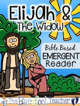 Elijah & the Widow Emergent Reader