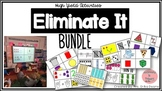 Eliminate It Bundle! Numbers & Representations, Math Facts