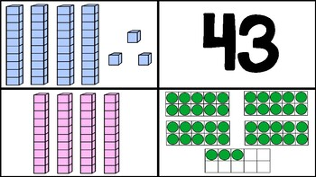 Eliminate It! Numbers and Representations 20-50