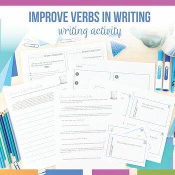 Eliminate Linking Verbs