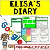 Elisa's Diary Journeys 5th Grade Lesson 5 Google Digital Resource
