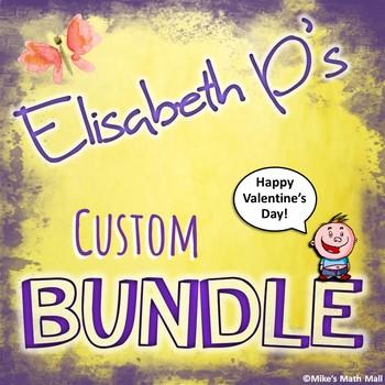 Elisabeth P's Custom Bundle