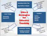 Elite 8 Strategies for Effective Teachers