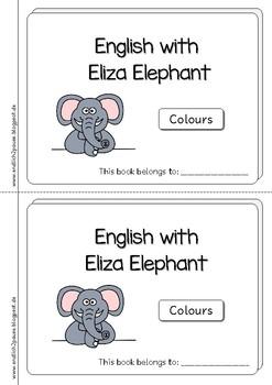 Eliza Elephant COLOURS