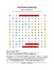 Eliza Lucas Pinckney Word Search (Grades 4-5)