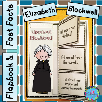 Elizabeth Blackwell Writing