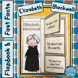 Elizabeth Blackwell Writing Women's History Month Bulletin