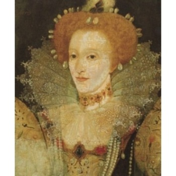 Elizabeth I - The Last Tudor Monarch   - Text and Exercise Sheets