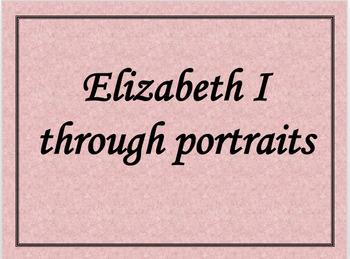 Elizabeth I through portraits