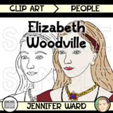 Elizabeth Woodville Clip Art