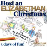 Elizabethan Christmas Activities