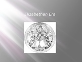 Elizabethan Era PowerPoint and Activity (Shakespeare's Times)