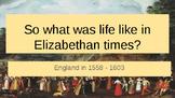 Elizabethan times