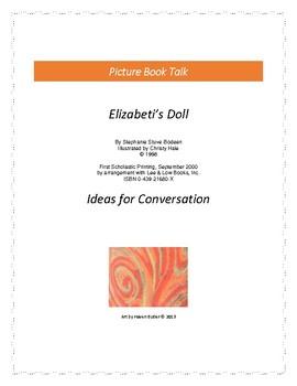 Elizabeti's Doll: Ideas for Conversation