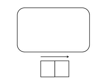 Elkonin Box Template