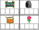 Beginning Sound Blends Elkonin Boxes