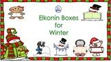 Elkonin Boxes For Winter