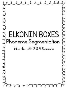 Elkonin Boxes / Sound Boxes