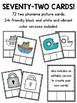 Elkonin Boxes: Phoneme Segmentation - Three Phonemes