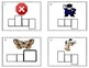 Elkonin Phonics Sound Box Task Cards--Short O--Word Work-Literacy Centers
