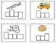 Elkonin Phonics Sound Box Task Cards--Short U--Word Work-Literacy Centers