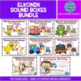 Elkonin Sound Boxes - GROWING BUNDLE