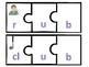 Elkonin Word Boxes (Vowel U)