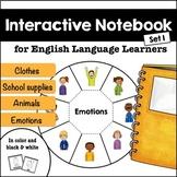ELL Interactive Notebook