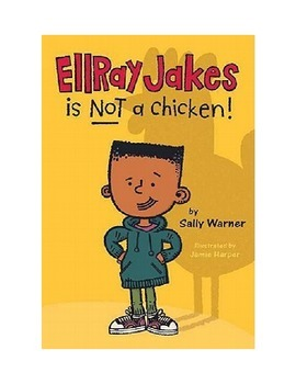 EllRay Jakes Is Not A Chicken Trivia Questions