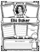 Ella Baker Research Organizers for Black History Month