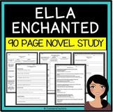 Ella Enchanted Novel Study