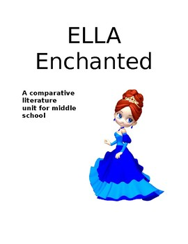 Ella Enchanted Comparative Literature Unit