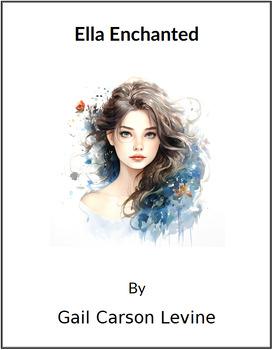 Ella Enchanted - (Reed Novel Studies)