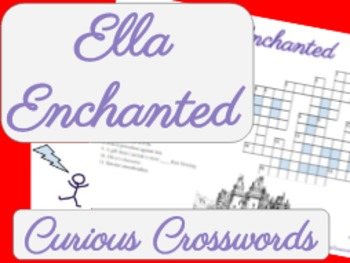 Ella Enchanted- Worksheet