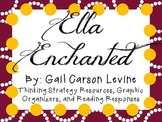 Ella Enchanted by Gail Carson Levine: Characters, Plot, Setting
