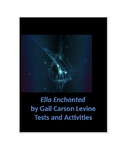 Ella Enchanted by Gail Carson Levine Tests and Activities