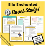 Ella Enchanted by Gail Carson Levine - Printable + Digital