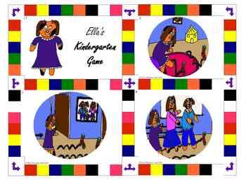 Ella's Kindergarten Game Full Game