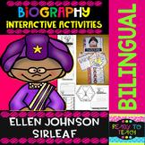 Ellen Johnson Sirleaf - Interactive Activities - Dual Language